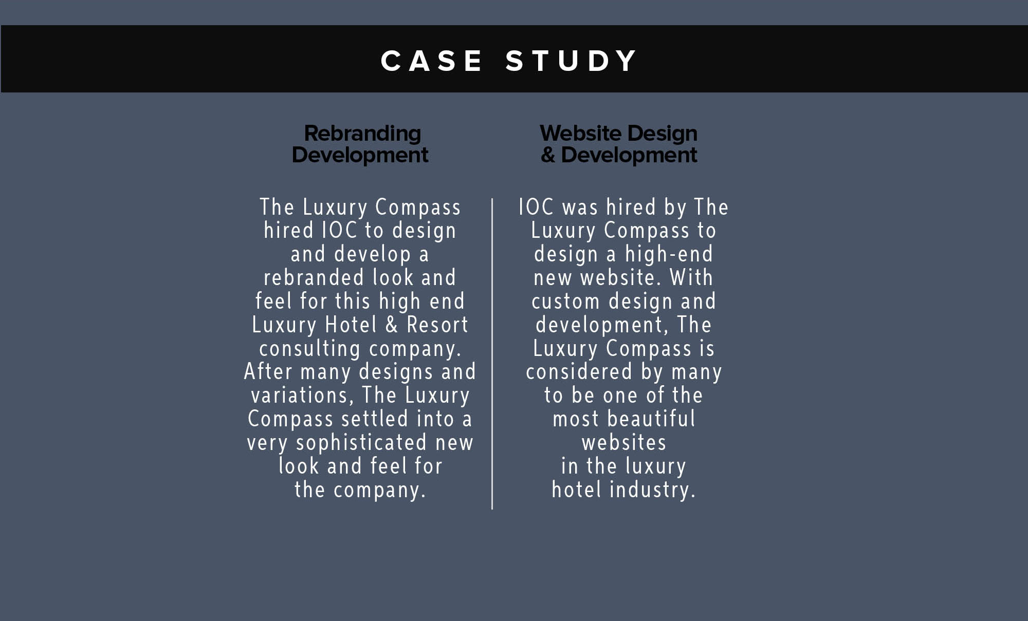IOC - Clients - The Luxury Compass - 03